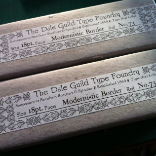 Dale Guild Type Foundry