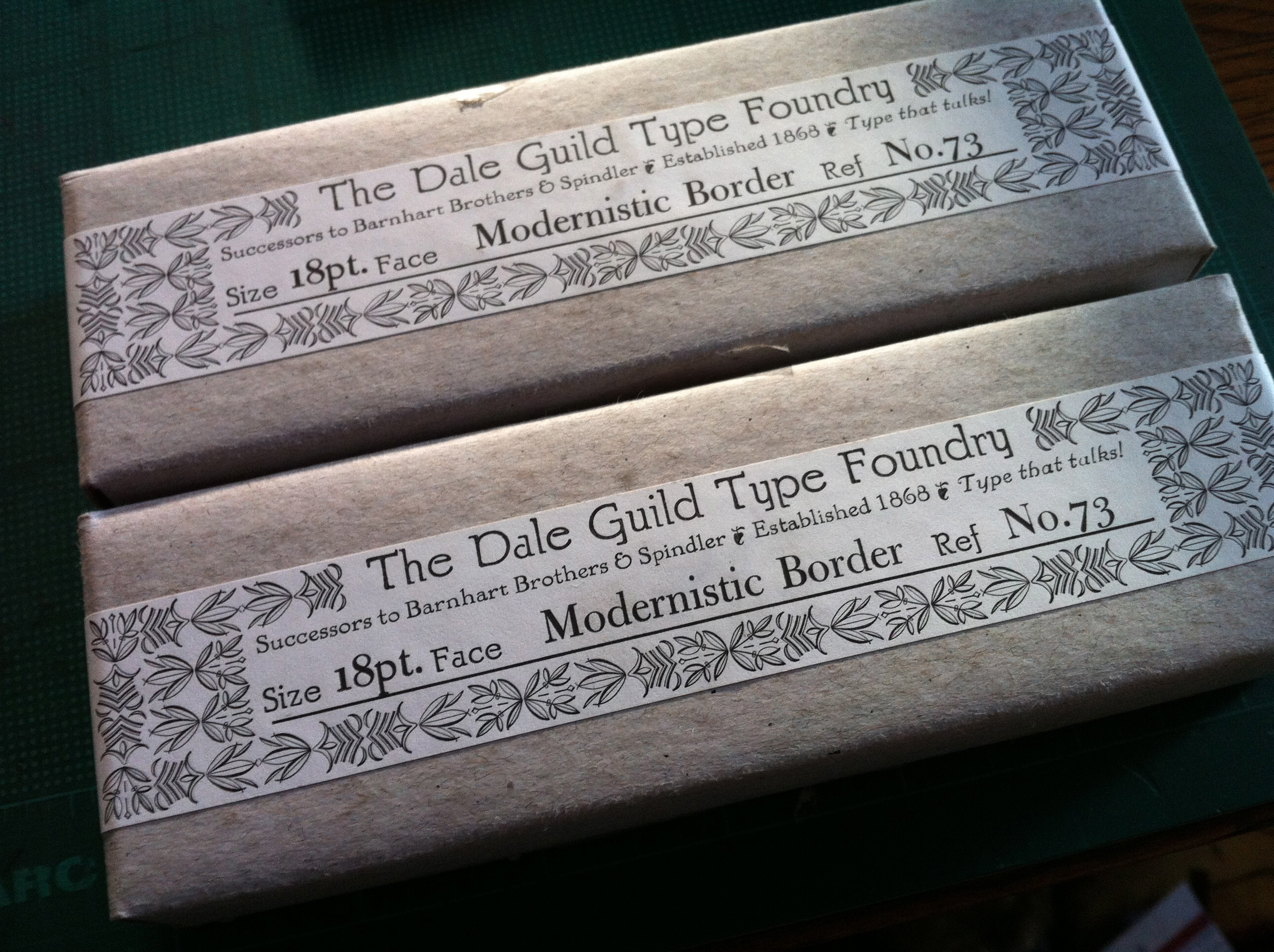 Dale Guild Type Foundry | Type Consortium